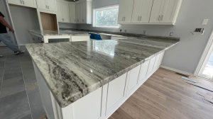 Fantasy brown kitchen countertops Richmond